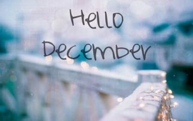 Legyen csodás decembered!